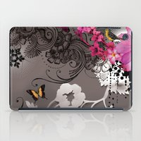 Romantic iPad Case