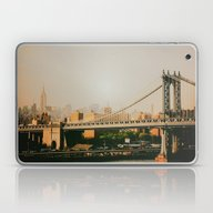 Laptop & iPad Skin featuring NYC by Vivienne Gucwa