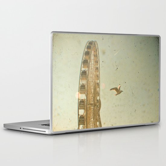 Bird's Eye View Laptop & iPad Skin