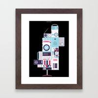 Dieter Rams Framed Art Print