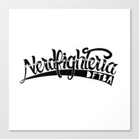 Nerdfighteria Canvas Print