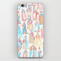 Renaissance Fashion iPhone & iPod Skin