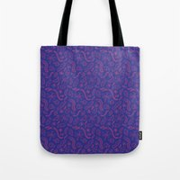 Bright Bugs Tote Bag
