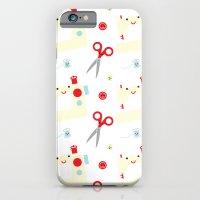 Sewing Fun iPhone 6 Slim Case