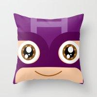 Adorable Hawkeye Throw Pillow