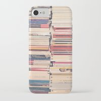 books iPhone & iPod Cases featuring Books  by Caroline Mint