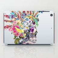 Punk Portrait iPad Case