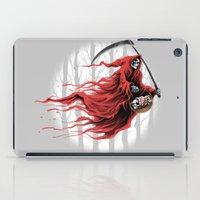 Red Reaper iPad Case