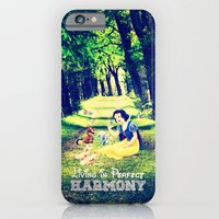 Living in perfect harmony - for iphone iPhone 6 Slim Case