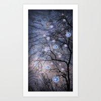 Dream Twilights Art Print