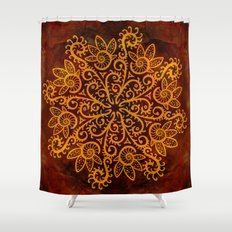 Motivo Shower Curtain