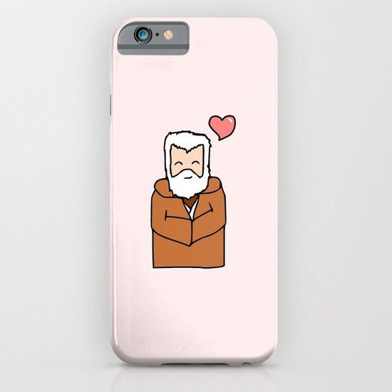 Obi-Wan Valentine iPhone & iPod Case