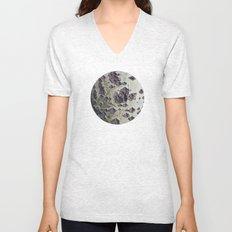 Planetary Bodies - Green Tree Unisex V-Neck