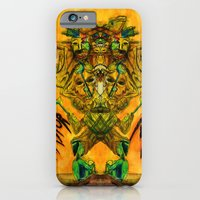 iPhone & iPod Case featuring Mirror Mask by Selecto