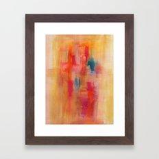 Improvisation 13 Framed Art Print