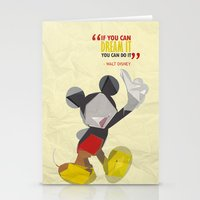 Dream It Stationery Cards