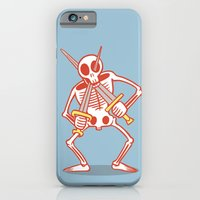 iPhone & iPod Case featuring Jack of Spades by Alberto Corradi