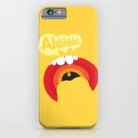 Ahhhhhh! iPhone 6 Slim Case