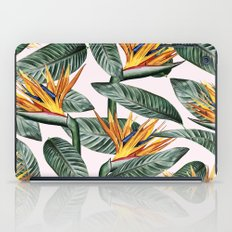 Bird Of Paradise Pattern #society6 #decor #buyart iPad Case