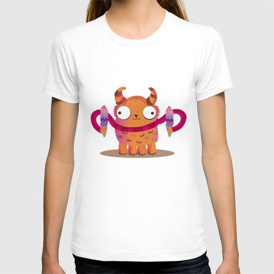Icecream monster T-shirt