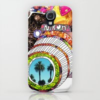 Galaxy S4 Cases featuring Picture This by Bianca Green