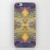 Tropical Kaleidoscope  iPhone & iPod Skin