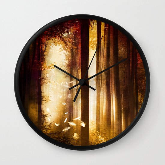 Dreams Wall Clock