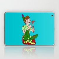 HOOK'S REVENGE. Laptop & iPad Skin