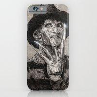 Freddy Krueger iPhone 6 Slim Case