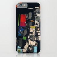 Control Panel 75 iPhone 6 Slim Case