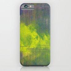 Cloud Screen Print Slim Case iPhone 6s