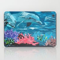 Silent Expression iPad Case