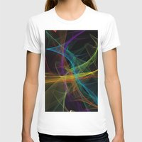 Destiny Womens Fitted Tee White SMALL
