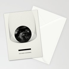 THE COSMIC WANDERERS  Stationery Cards