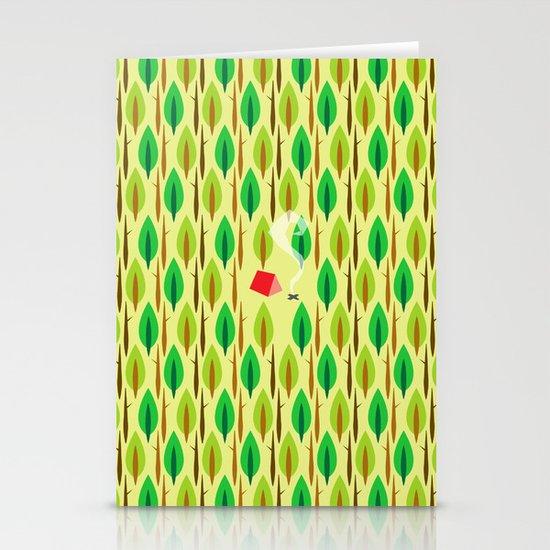 Escapism Stationery Card