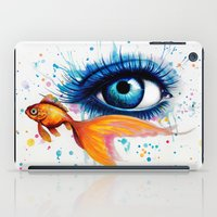 -Empty Oceans- iPad Case