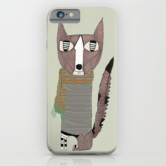 Spencer iPhone & iPod Case