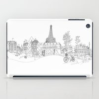 Paris! Version#1 iPad Case