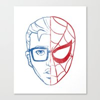 Great Responsibility Canvas Print