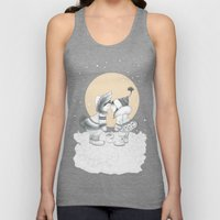 Eskimo kiss Unisex Tank Top