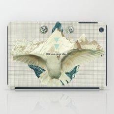 old love never dies iPad Case