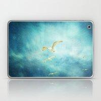 brighton seagulls Laptop & iPad Skin