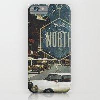 666 miles north iPhone 6 Slim Case