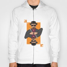 Walter White king of clubs Hoody