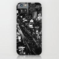 Dark Depths of Las Vegas iPhone 6 Slim Case