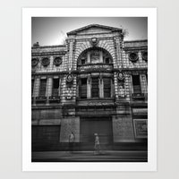 Liverpool Picture House Art Print