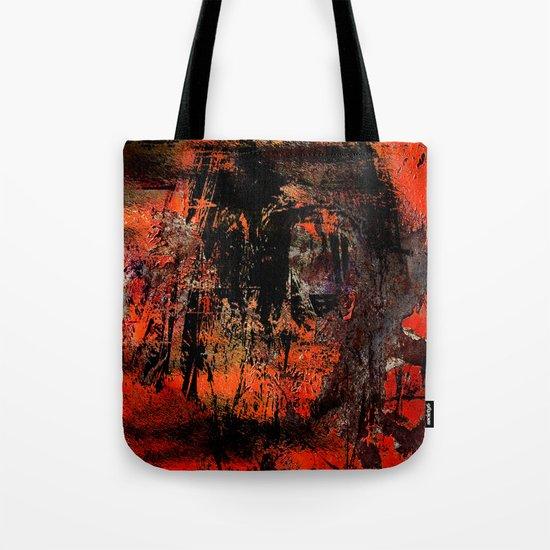 My Red Instinct Tote Bag