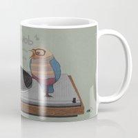 Dub-bird Mug