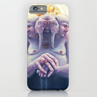 High Society Walrus iPhone 6 Slim Case