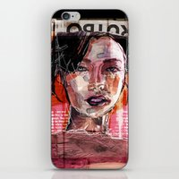 SENSUAL EVERAFTER iPhone & iPod Skin